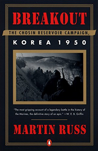 9780140292596: Breakout: The Chosin Reservoir Campaign, Korea 1950