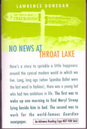 9780140292725: No News at Throat Lake: in Search of Ireland