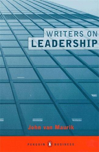 9780140293050: Writers on Leadership (Penguin Business)
