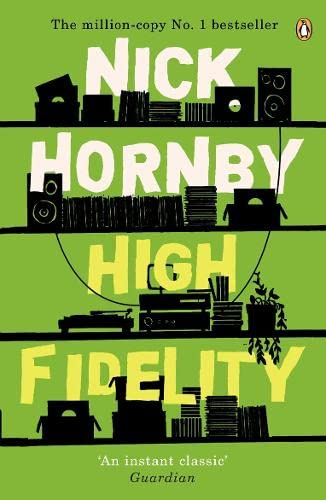 9780140293463: HIGH FIDELITY