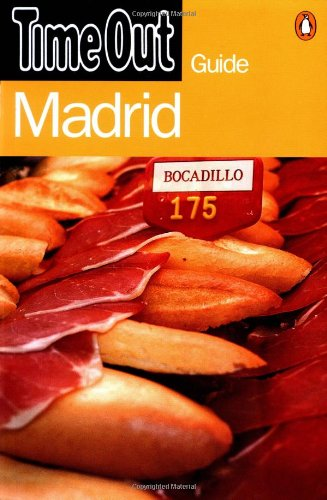 9780140293876: Time Out Madrid 4 (Time Out Madrid, 4th ed)