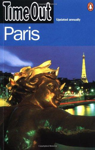 9780140294057: Time Out Paris (10th Edition)