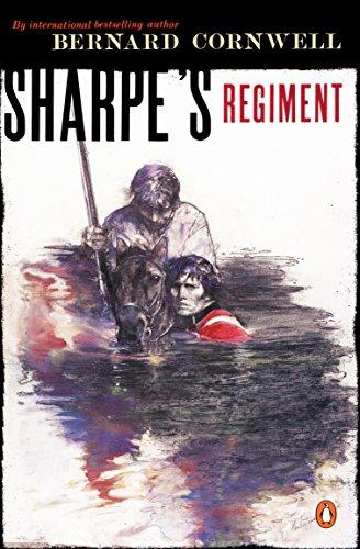 9780140294361: Sharpe's Regiment: Richard Sharpe and the Invasion of France, June to November 1813 (Sharpe's Adventures)