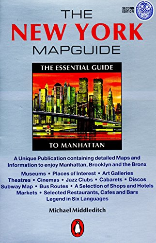 9780140294590: The New York Mapguide