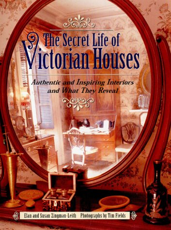 9780140294613: The Secret Life of Victorian Houses