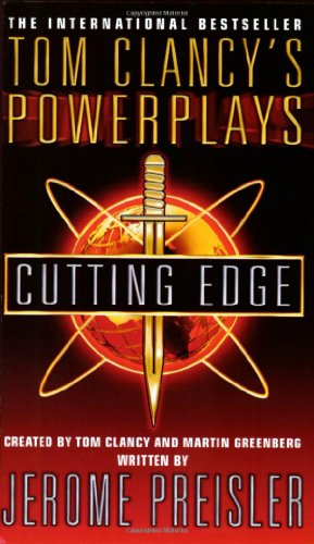 9780140294941: Cutting Edge (Tom Clancy's Power Plays, Book 6)