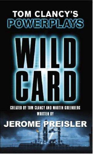9780140294965: Wild Card (Tom Clancy's Power Plays)