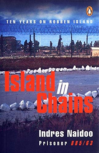 9780140295351: Island in Chains: Ten Years on Robben Island