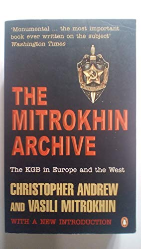 9780140295597: The Mitrokhin Archive: the KGB in Europe and the West