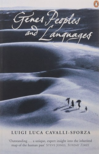 9780140296020: Genes, Peoples, and Languages (Penguin Press Science)