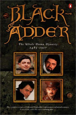 9780140296082: Blackadder: the Whole Damn Dyn