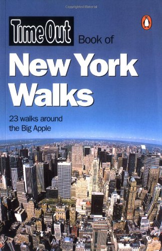 9780140296228: Time Out Book of New York Walks (Time Out Guides)