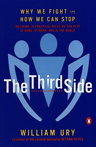 9780140296341: The Third Side: Why We Fight and How We Can Stop