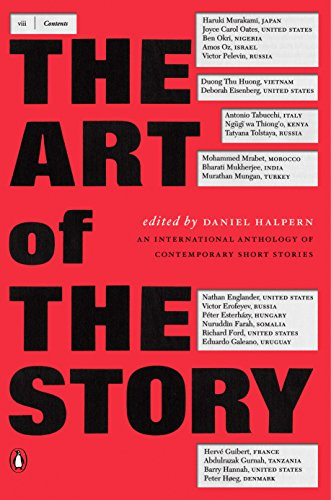 9780140296389: The Art of the Story: An International Anthology of Contemporary Short Stories