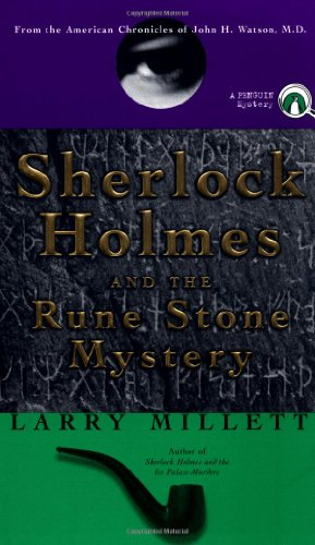 Sherlock Holmes and the Rune Stone Mystery (014029645X) by Millett, Larry