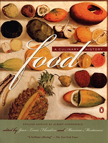 9780140296587: Food: A Culinary History (European Perspectives)