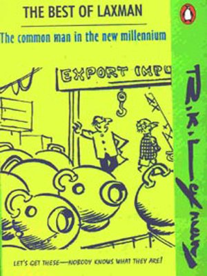9780140296600: The Common Man in the New Millennium: The Best of Laxman Vol.8: Common Man Takes a Stroll