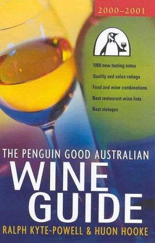 9780140296891: 2000 To 2001 Penguin Good Australian Wine Guide