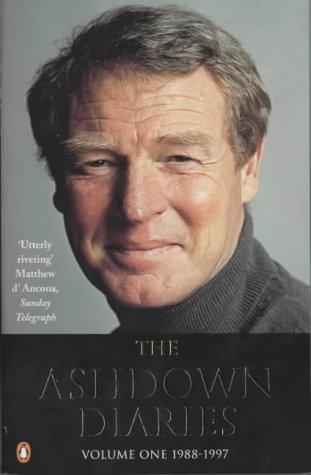 9780140297751: Ashdown Diaries, 1988-1997 (v. 1)