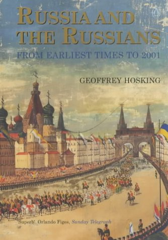 9780140297881: Russia and the Russians: From Earliest Times to the Present: From Earliest Times to 2001
