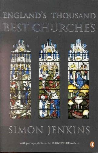 9780140297959: England's Thousand Best Churches