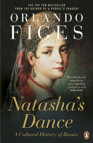9780140297966: Natasha's Dance: A Cultural History of Russia