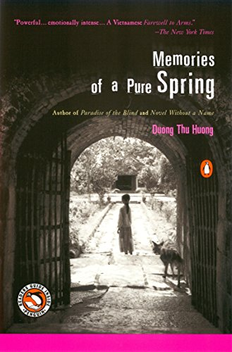 9780140298437: Memories of a Pure Spring