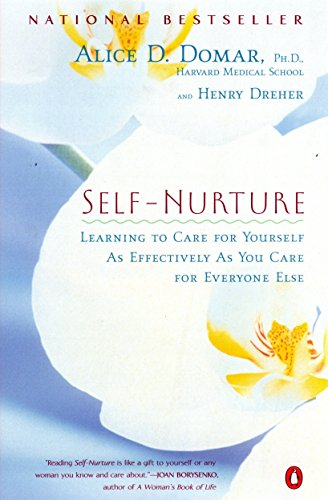 9780140298468: Self-Nurture: Learning to Care for Yourself As Effectively As You Care for Everyone Else