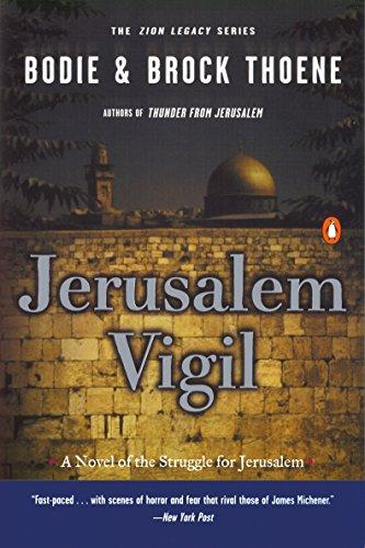 9780140298567: Jerusalem Vigil The Zion Legacy: Book One
