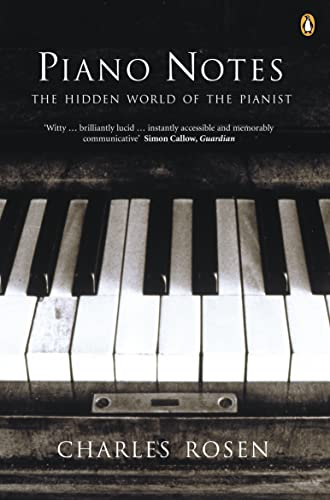9780140298635: Piano Notes: The Hidden World of the Pianist