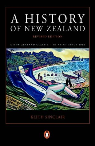9780140298758: A History of New Zealand