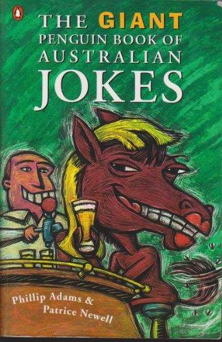 9780140299113: The Giant Penguin Book of Australian Jokes