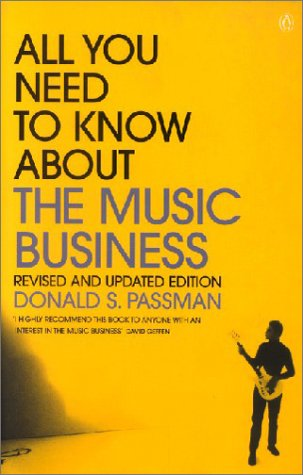 9780140299472: All You Need to Know About the Music Business