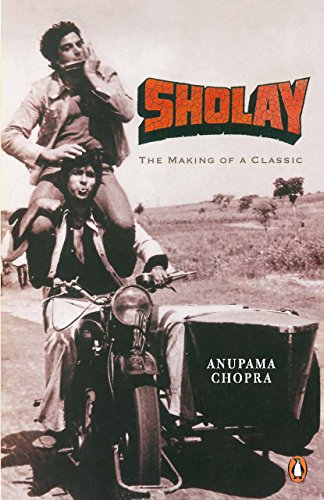 9780140299700: Sholay: The Making of a Classic