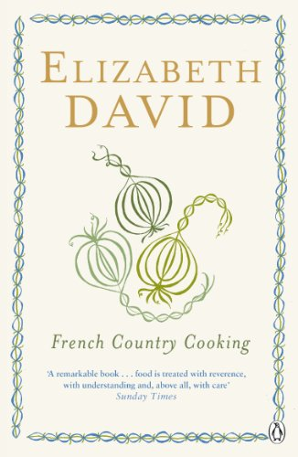 9780140299779: French Country Cooking (Cookery Library)