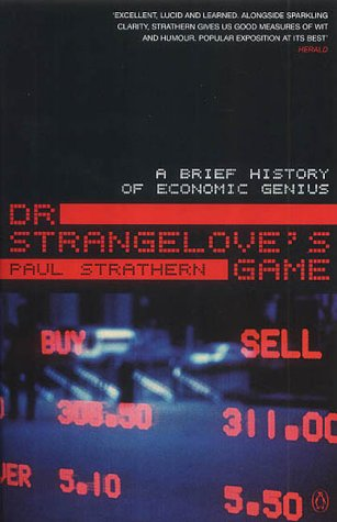 9780140299861: Dr. Strangelove's Game: A Brief History of Economic Genius