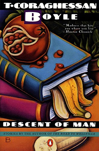 9780140299946: Descent of Man (Contemporary American Fiction)