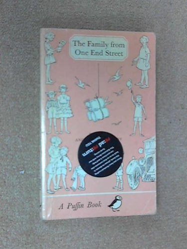 9780140300079: The Family from One End Street: And Some of Their Adventures (Puffin Modern Classics)