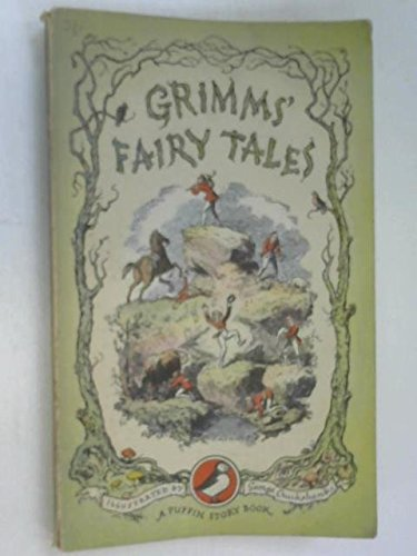 Grimm's Fairy Tales (Puffin Books): Cruikshank, George, Grimm,