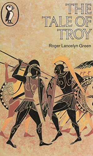 9780140301205: The Tale of Troy (Puffin Books)