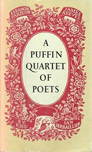 9780140301212: A Puffin Quartet of Poets (Puffin Books)