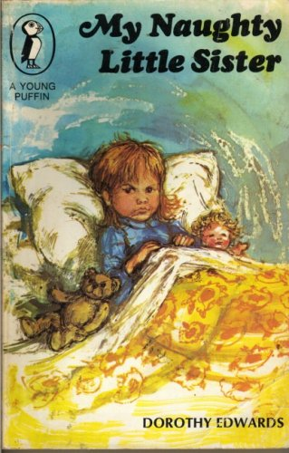 9780140301236: My Naughty Little Sister (Young Puffin Books)