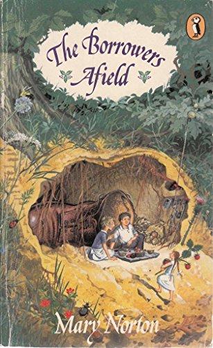 9780140301380: The Borrowers Afield (Puffin Books)