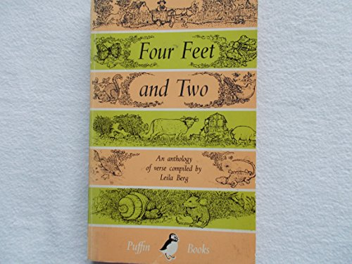 9780140301489: Four Feet and Two (Puffin Books)