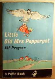 9780140301564: Little Old Mrs. Pepperpot (Young Puffin Books)