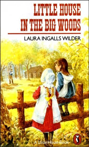 9780140301946: Little House in the Big Woods (Puffin Books)