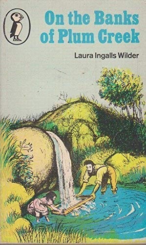 On the Banks of Plum Creek (Puffin Books)