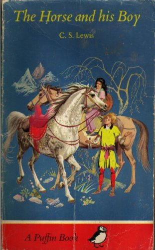 9780140302448: The Horse and His Boy (Puffin Books)