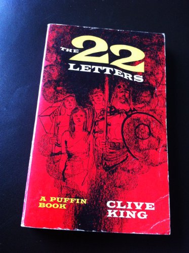 9780140302509: Twenty Two Letters (Puffin Books)