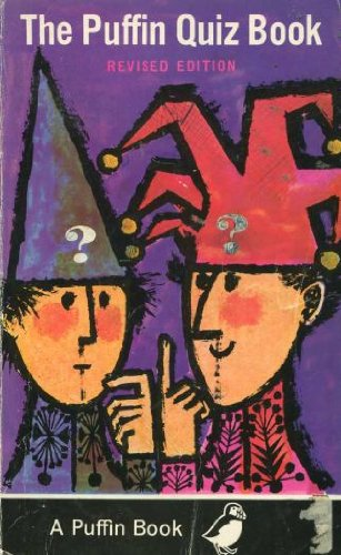 The Puffin Quiz Book (Puffin Books): Dixon, Norman, Dixon, Margaret